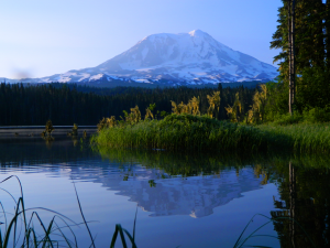 Photo: Mount Adams