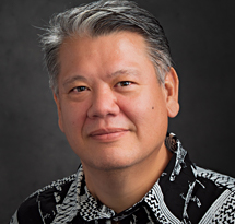 Photo of Mike Spencer, PhD (Kanaka Māoli)