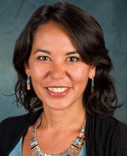 Michelle Johnson-Jennings, PhD (Choctaw Nation of Oklahoma